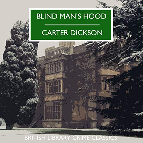 Blind Man's Hood audiobook cover art