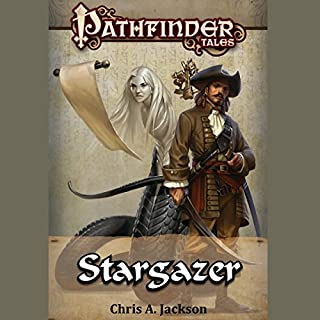 Stargazer audiobook cover art