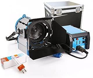HMI Fresnel Tungsten Light 575W +OSRAM Bulb Studio+Ballast for Photographic Equipment Moive Film Studio Video Lighting