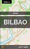 Bilbao, Spain - City Map