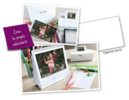 Canon 3115B001(AA) Druckerkartusche und Papier (100 x 148mm für Selphy CP Fotodrucker-Serie)
