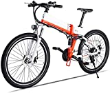 Electrical Mountain Bicycle by WUXI