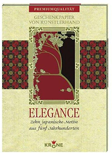 Geschenkpapier Elegance: zehn japanische Motive aus fünf Jahrunderten