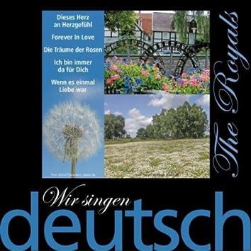 Wir Singen Deutsch - Herzgefühle