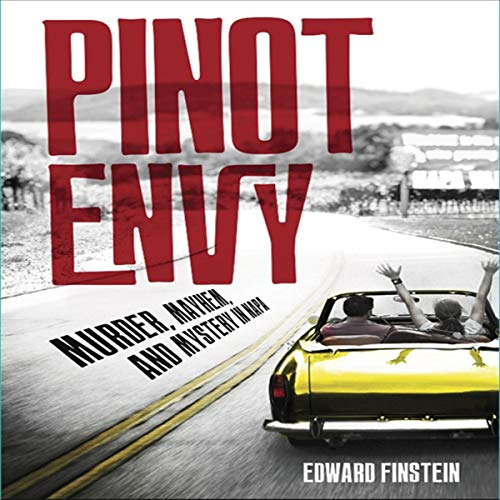 Pinot Envy  By  cover art