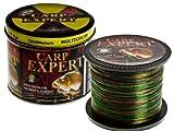 Carp Expert Multicolor 1000m 0,35mm 14,90kg Karpfenschnur Angelschnur Monofile Schnur Mono Schnur