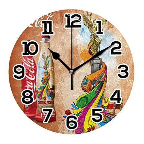 Relojes De Pared Vintage Coca Cola relojes de pared  Marca Cherrylove