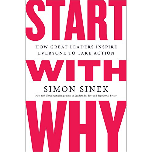 Page de couverture de Start with Why
