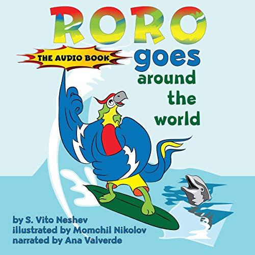 Roro Goes Around the World Titelbild