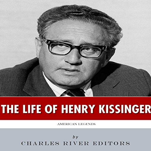 American Legends: The Life of Henry Kissinger cover art