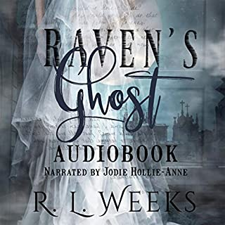 Raven's Ghost: A Paranormal Mystery audiobook cover art