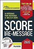 Score IAE-Message - 2020 - Tout-en-un