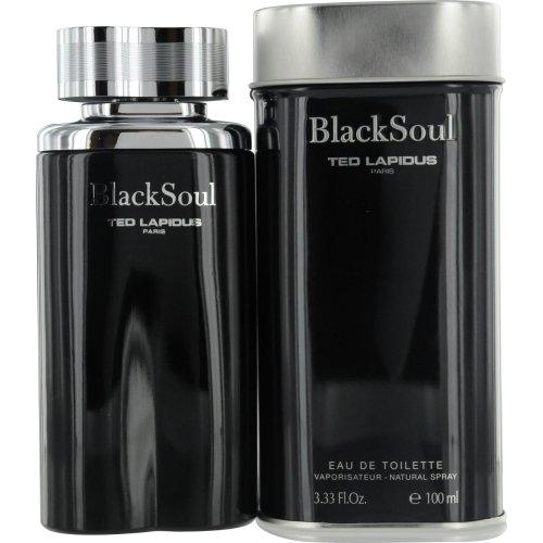 TED LAPIDUS BLACK SOUL agua de tocador vaporizador 100 ml