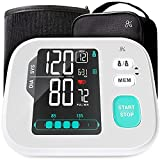 Greater Goods Blood Pressure Monitor - Pro Series Premium Blood Pressure Machine & Cuff, Large Backlit Easy to Read LCD & Quick Inflate Technology