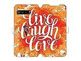 etuo Hülle für Asus ROG Phone 3 - Hülle Wallet Book
