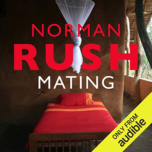 Mating audiobook cover art