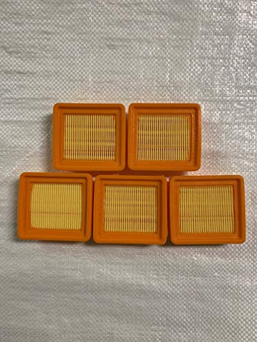 SaidiCo Direct Stihl Air Filter Part# 4180-141-0300 Fits Many Stihl StringTrimmer Models 5-Pack