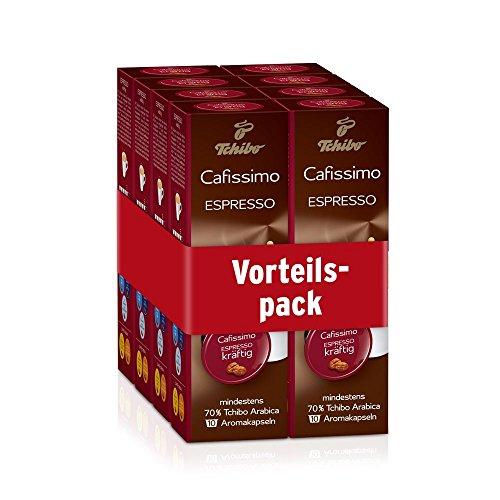 Tchibo Cafissimo Espresso potente 80 capsule