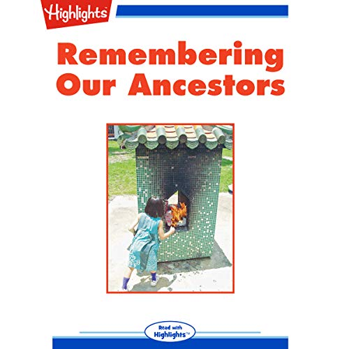 Remembering Our Ancestors cover art