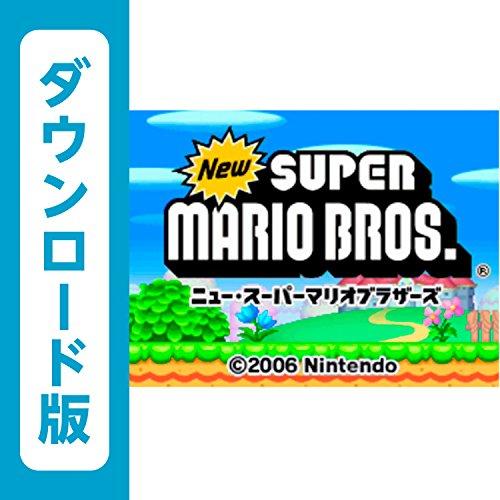 New スーパーマリオブラザーズ [WiiUで遊べるニンテンドーDSソフト][オンラインコード]
