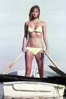 Cheryl Tiegs Bikini Rowing Boat 24x36 Poster