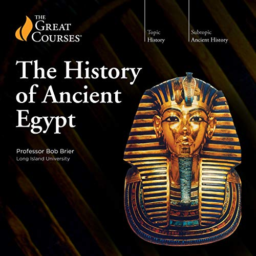 Couverture de The History of Ancient Egypt