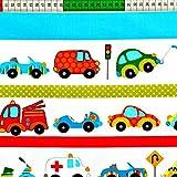 Pingianer 11,99€/m Auto Baufahrzeuge Polizei Feuerwehr