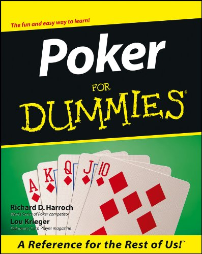Poker For Dummies (English Edition)
