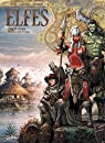 Elfes, tome 29 : Lea'saa l'Elfe rouge par Istin