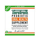 DENTAL PROBIOTICS: TheraBreath Oral Care Probiotics contain exclusive Blis bacteria strains, designed to rebalance oral cavity flora, which may enhance natural immunity. Certified vegan & gluten-free. IMPROVE ORAL HEALTH: This easy-to-take lozenge he...