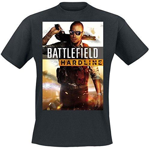Battlefield Hardline - Challenger T-Shirt schwarz S