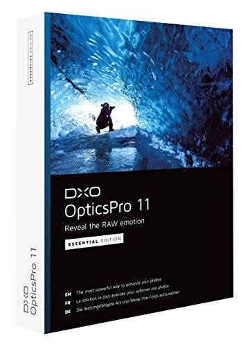DxO OpticsPro 11 Essential