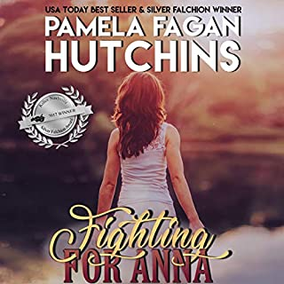 Fighting for Anna: A Michele Romantic Mystery     What Doesn't Kill You, Book 8              By:                                                                                                                                 Pamela Fagan Hutchins                               Narrated by:                                                                                                                                 Natalie Gray                      Length: 11 hrs and 25 mins     9 ratings     Overall 4.6