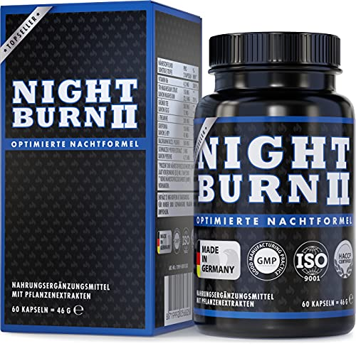 Biovetia AG -  NIGHT BURN 2 für