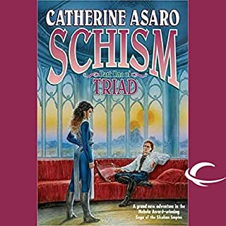 Schism audiobook cover art