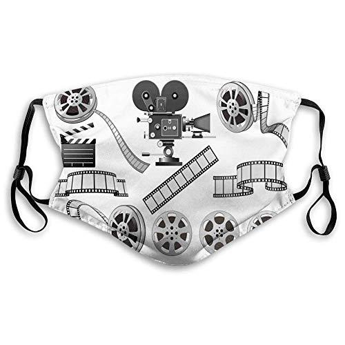proyector de cine de la marca KANGRINBOQE