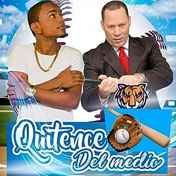 Quitense Del Medio (feat. Franklin Mirabal)