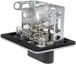 PartsSquare Blower Motor Resistor RU-344 15094285 1571991 3A1034 Replacement for Chevrolet Blazer S10 Pickup,GMC Jimmy Sonoma 1995 1996 1997 1998 1999 2000 2001 2002 2003 2004