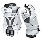 Epoch Lacrosse iD High Perfomance, Lightweight, Flexible, Lacrosse Gloves for Attack, Middie and Defensemen