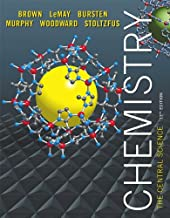 Chemistry: The Central Science Plus Mastering Chemistry, 13th Edition