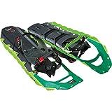 MSR Revo Explore - Raquetas de Nieve para Todo Terreno, 22 Pulgadas, Color Verde Primavera