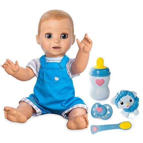 Luvabeau Boy interactive doll