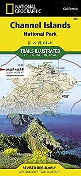Best channel islands map Reviews