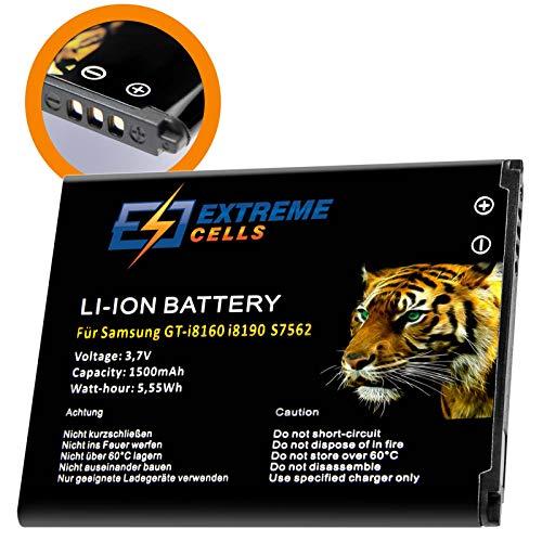 Akku für Samsung Galaxy S Duos GT-S7562 Duos 2 GT-S7582 Batterie