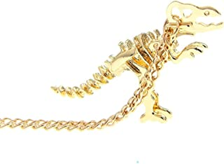 Best gold dinosaur jewelry Reviews