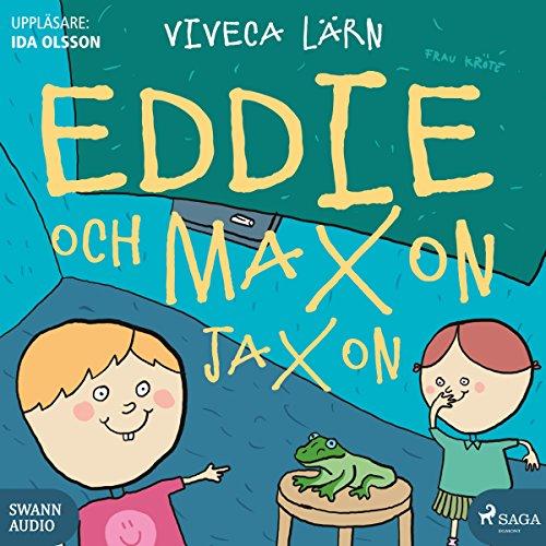 Couverture de Eddie och Maxon Jaxon