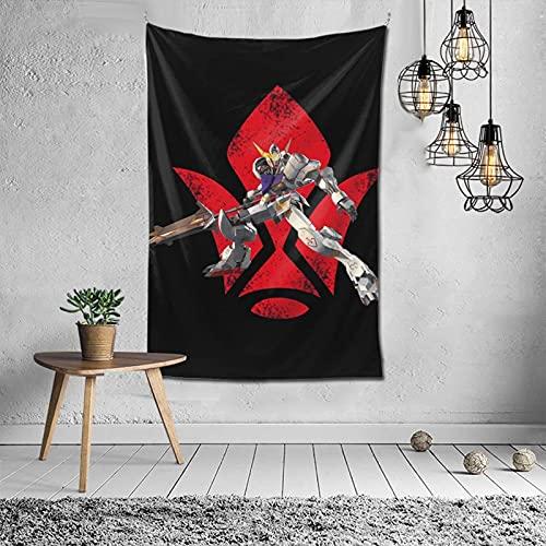 Barbatos Iron Blooded Huérphans - Póster de pared para decoración del hogar, 152,4 x 101,6 cm