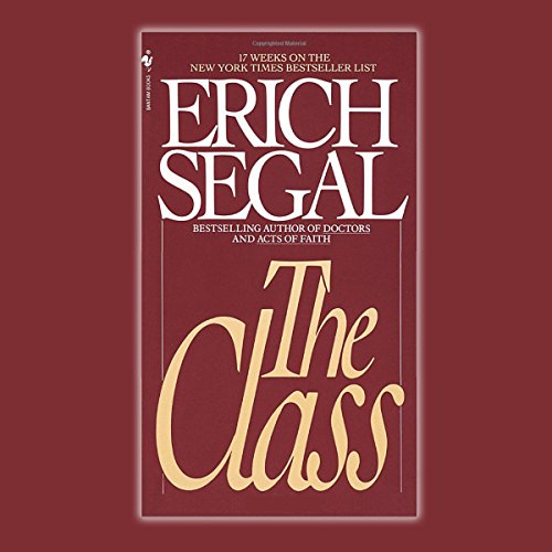 The Class audiobook cover art