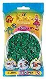 Hama Beads - Green (1000 Midi Beads)