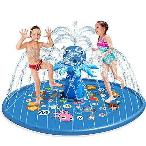 Baztoy Sprinkler Splash Pad review